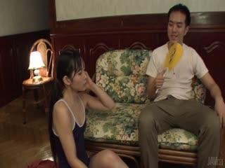 Yui Kasugano 亚洲口和纯性别对凸轮