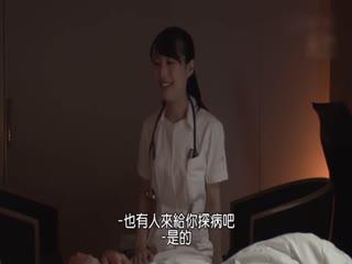 棉被內貼著幹發情護士連續高潮