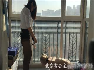 黑丝高跟女神北京雪公主假鸡巴爆菊京郊农村小土豪圣水伺候720P高清