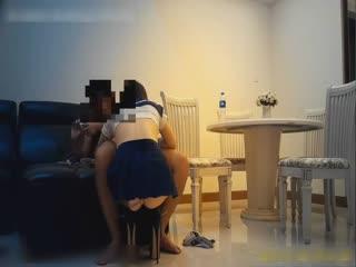 大神爆操角色扮演韩小美极品外围女露脸 沙发上操 楼梯上操 桌子上操欧巴受不了了哎呀呻吟销魂对白刺激