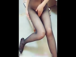 麻酥酥哟—长腿大屁股翘臀透明开叉蕾丝 (高清诱惑)1