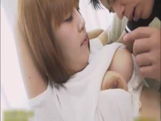 【日韩】多种姿势艹路上刚认识的大奶少女