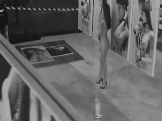 极品美模裸体拍摄性感诱惑