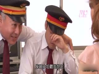 [中文]女高中生癡漢電車  柴笑惠裡香