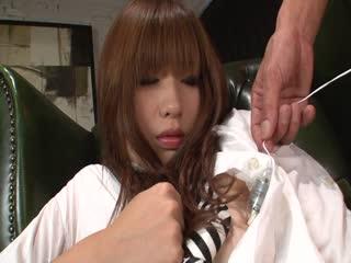 可爱的女妈妈 Yuuki 亚洲给口...