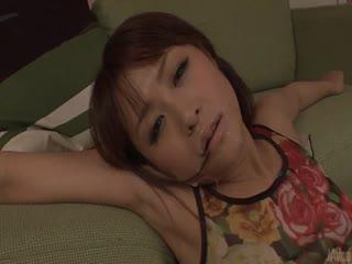 性感的日本脉卡享有充分口的乐趣-shu姆系列...