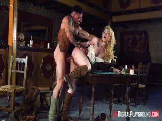 整个狂野的西部最疯狂的女牛仔