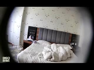 对白清晰鸡巴很大的眼镜哥和女朋友酒店开房啪高清无水印...
