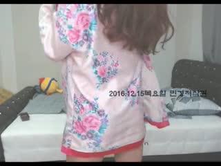 Sexy Korean Webcam BJ