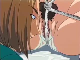 [动漫]女王样大奶被3人拉到野外像奴隶般揉力强奸  27分钟