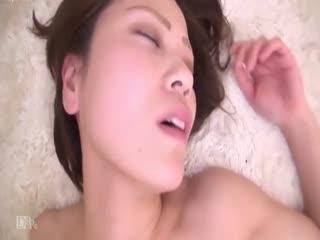 【日韩】素人妻初次拍摄,非常紧张,操到后面才开始进入状态