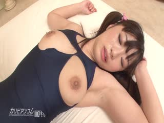 carib-川瀬遥菜 ノーパンOLと中出...