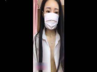 【国产】极品嫩妹水莹儿 情趣网袜艳舞骑坐假屌道具插穴喷液