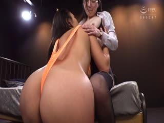 BNST-008 貪欲な女 同時に男と女を喰らう!変態バイセクシャル3P!!!咲子Hカップ