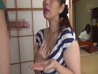 NDRA-064 彼女に内緒で彼女の母ともヤってます… 翔田千里