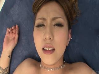 野生亚洲肛门具吸引力优香 Kokoro