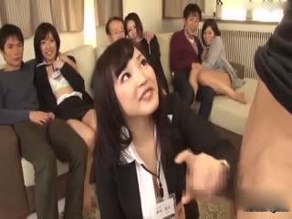 [中文]第27回 大量收錄SOD女員工與目標進入SOD的女大學生的初體驗畫面 (禁)終極國王遊戲