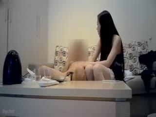 约个98年甜美女仆装大长腿外围美女上门打炮肏的欲仙欲死