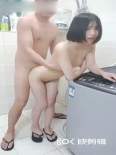 自拍福利颜值不错短发妹子浴室啪啪洗澡口交后入摸奶抽插呻吟娇喘最后口暴