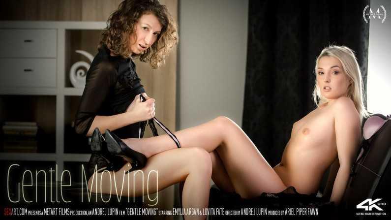 SexArt Emylia Argan And Lovita Fate Gentle Moving