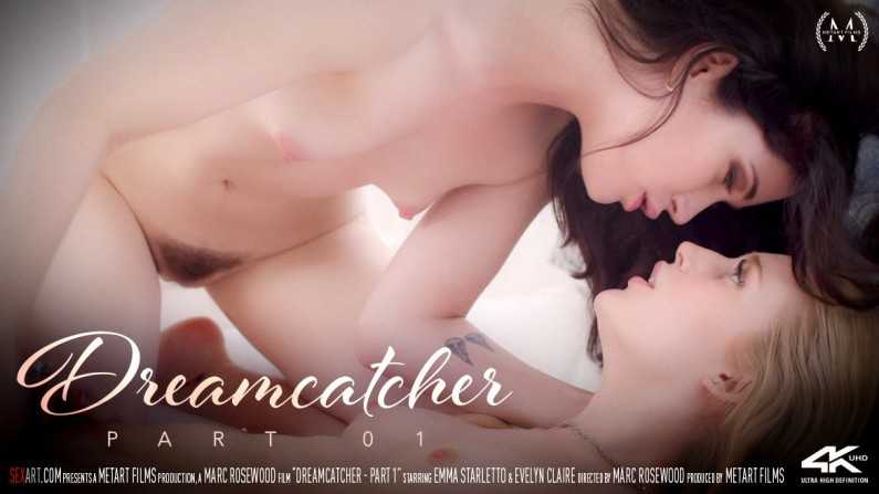 SexArt Emma Starletto And Evelyn Claire Dreamcatcher Part 1